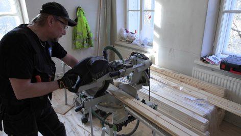 Linkki asuntojen korjausprosessin tehostamista esittelevään videoon