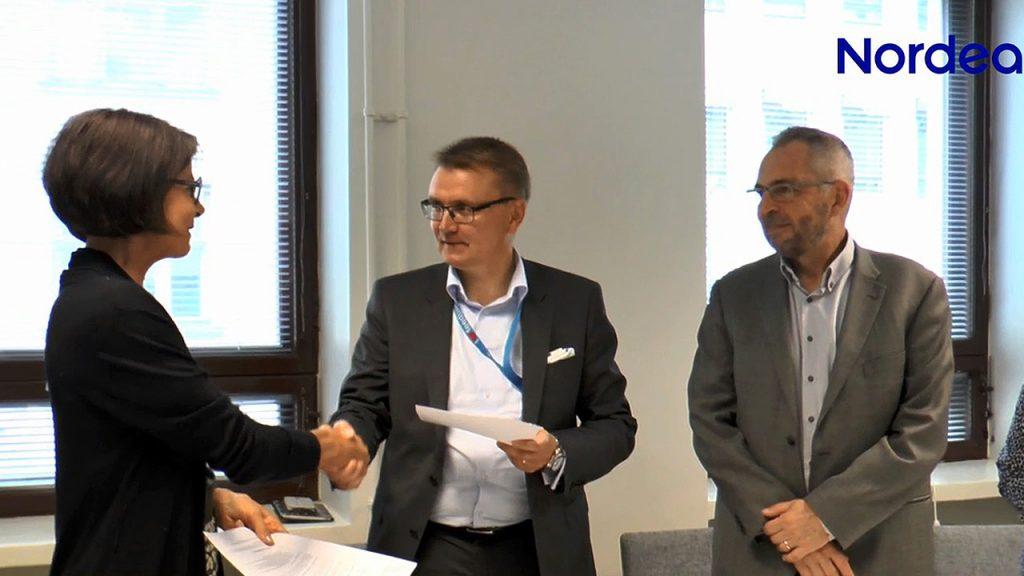 Syöpäsäätiö Ja Nordea Henkivakuutus Yhteistyöhön Vapaaehtoistoiminnan Kehittämiseksi - Syöpäsäätiö