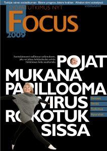 Focus 2009 kansi