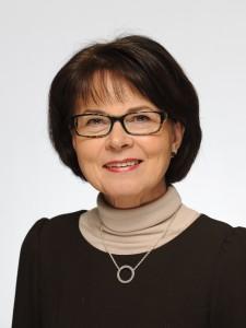 Henkilökuva talous- ja hallintojohtaja Raija Stjernvall
