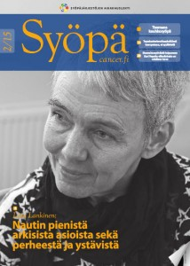 Syöpä-Cancer 2/2015