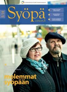 Syöpä-Cancer 5/2014