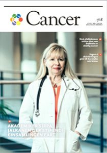 Syöpä-Cancer 1/2018