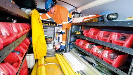 Investoinnit parantavat sähkön  toimitusvarmuutta