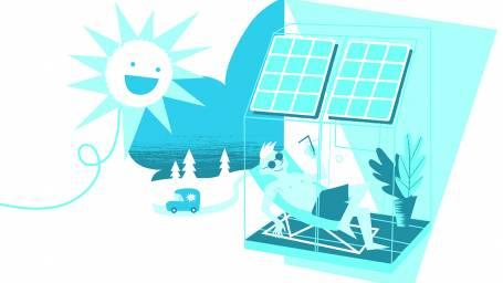 Miksi sähköä on niin vaikea varastoida?