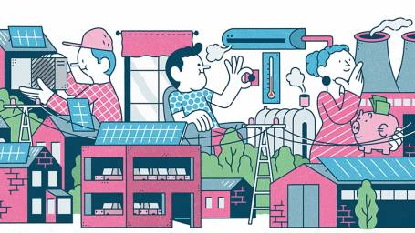Uusi energia aktivoi kuluttajan