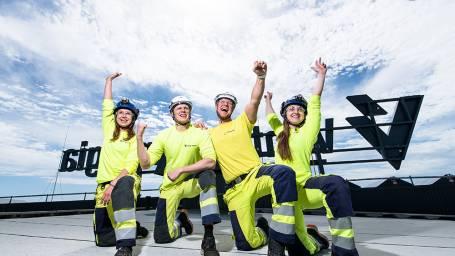 Vantaan Energia lahjoittaa 25 000 euroa Pelastakaa Lapset ry:lle.