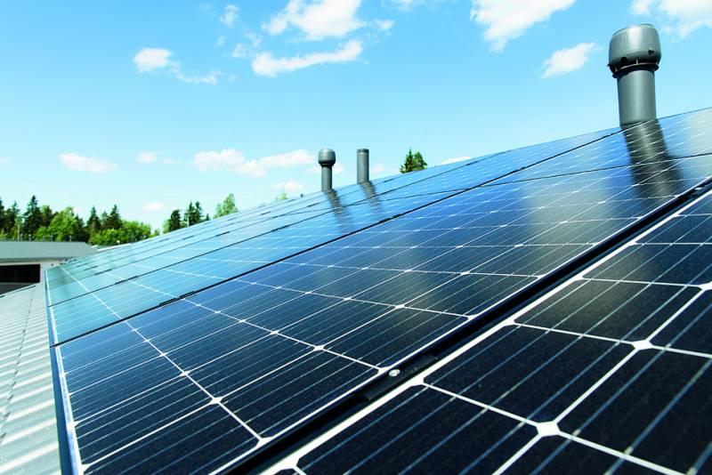 VES Aurinkoenergiaa