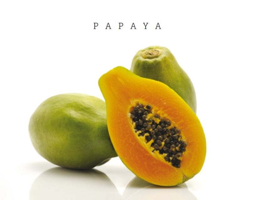 Papaya proprietà curative