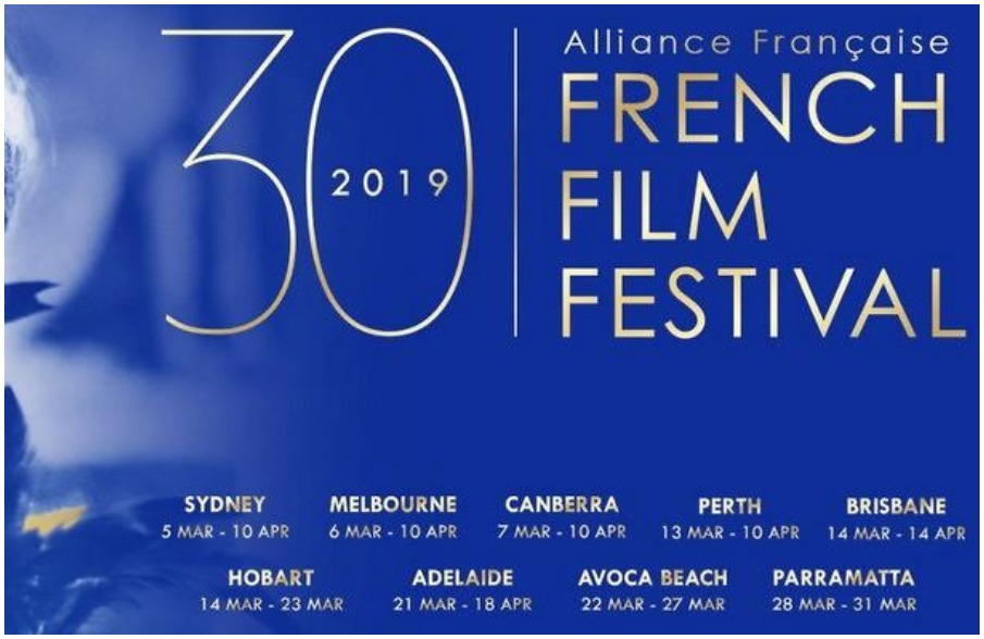 2019 French Film Festival - Sydney, Australia #AFFF2019