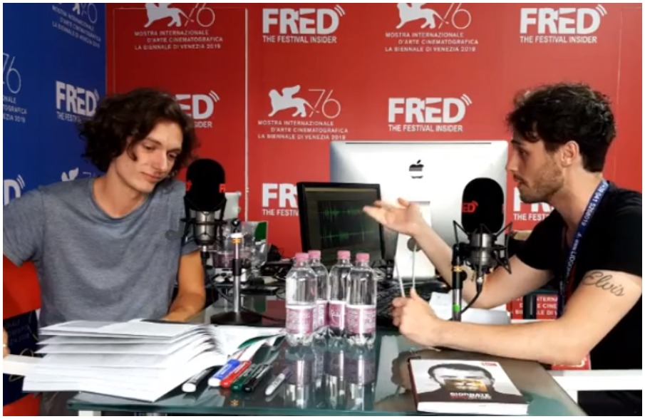 FRED FILM RADIO The Festival Insider - Fred English Channel