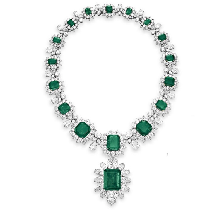 Liz Taylor Necklace