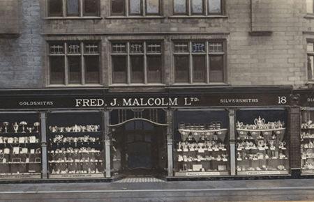 Chisister Street F J Malcom