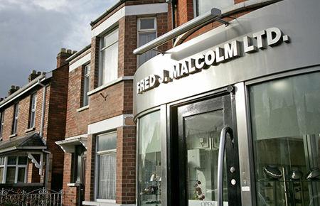 Lisburn Road F J Malcom