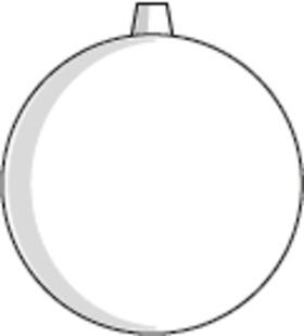 Disegni Palline Di Natale Da Colorare Disegni Di Natale