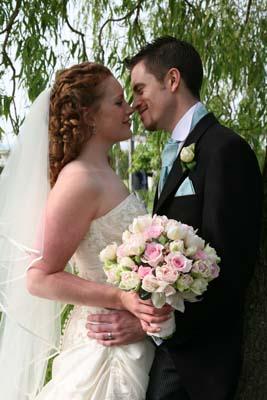 Caroline and Mark