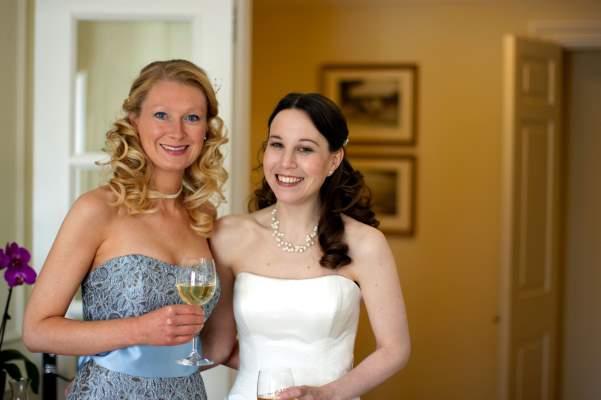 Wedding  hair and make up at Four Seasons  Hotel