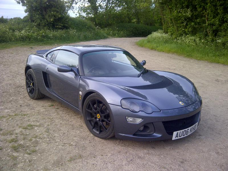 Lotus Europa S Grey 2006 In Alcester Friday Ad
