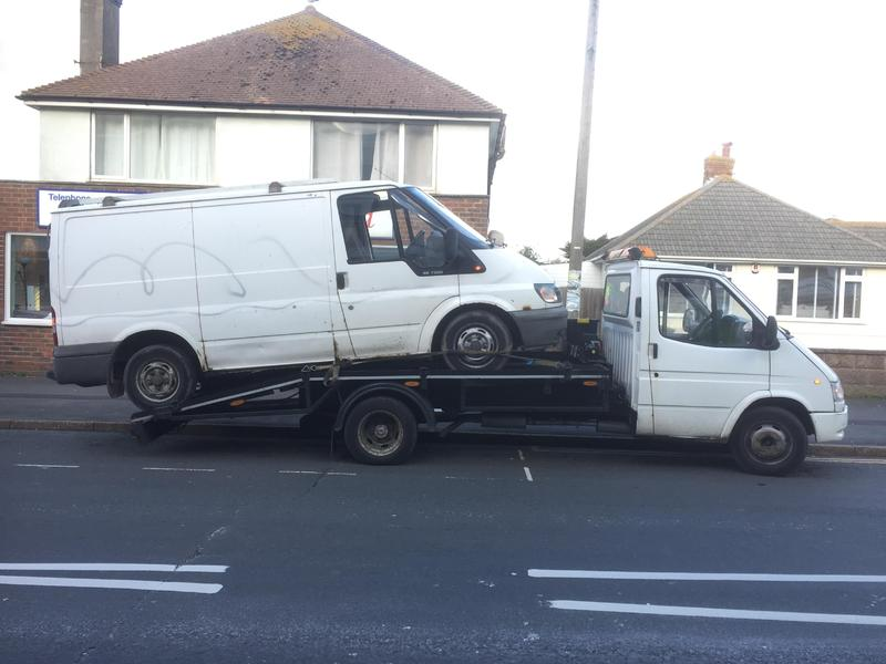 SCRAP CARS WANTED in Lewes | Friday-Ad