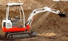 DIGGER HIRE WITH DRIVER- 1 5 TON - £200 A DAY - Brighton