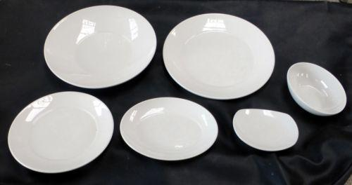 Used Wagamama Dudson plates & dishes 50 of each (very little use) in ...