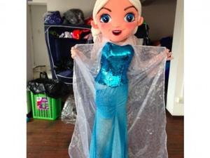 ABC-Mascots Frozen Elsa Anna and Olaf Mascot costume Hire Mickey Minnie Donald and Many More!!!  sc 1 st  Friday-Ad & ABC-Mascots Frozen Elsa Anna and Olaf Mascot costume Hire Mickey ...