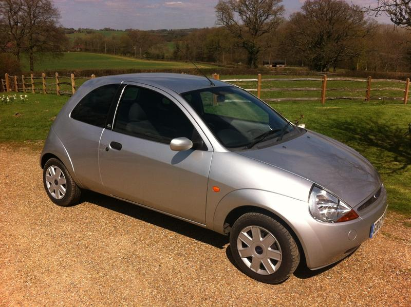 Ford Ka   Miles Fsh New Mot Silver Style Climate Air Con C D E W E M Heated Front Rear Screens Pas In Haywards Heath Expired