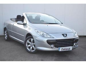 Used Convertible Peugeot 307 Cars for Sale | Friday-Ad