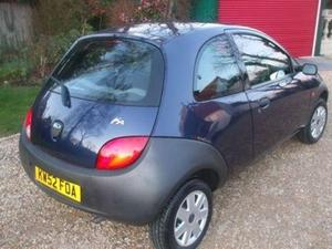 Used Ford Ka Cars for Sale in Luton | Friday-Ad