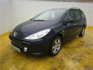 Used Peugeot 307 Cars for Sale in Erith | Friday-Ad