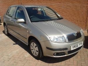 used skoda fabia cars for sale in worcester | friday-ad