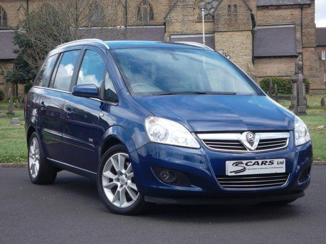 Vauxhall Zafira 2008 In Oldham Friday Ad