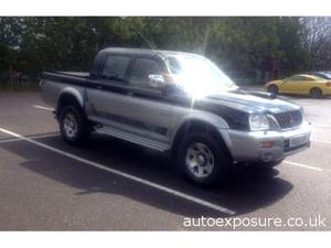Used Van Mitsubishi L200 Commercial Vehicles for Sale | Friday-Ad