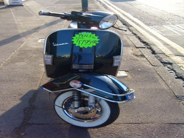 Vespa PX125 in Bournemouth | Friday-Ad