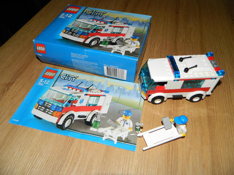 Lego Instructions City Ads Buy Sell Used Find Great Prices