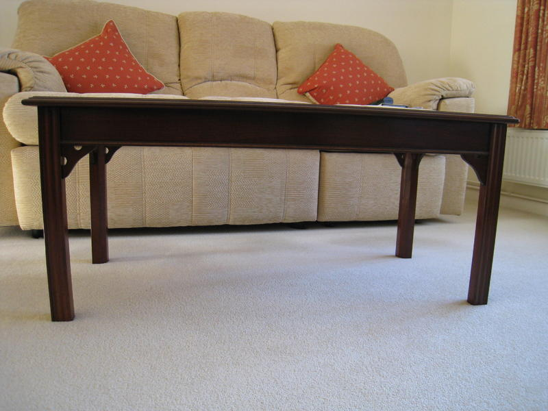 Superb MULTI YORK COFFEE TABLE And SIDE TABLE In Peterborough