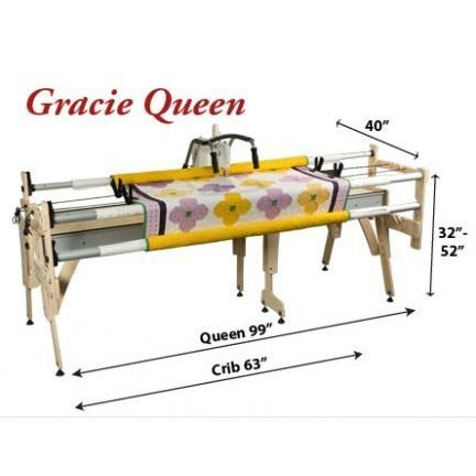 Grace Machine Quilting Frame and accessories in Hailsham - Expired ...