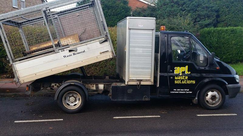 71ac84438a Ford Transit Tipper Van Cage Truck in Worthing - Expired