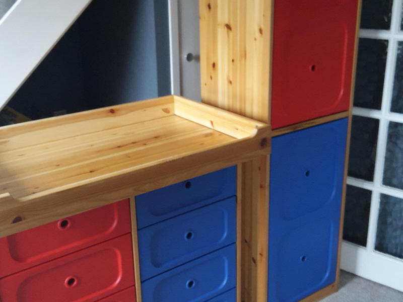 Ikea Trofast Drawers Chest Of Drawers