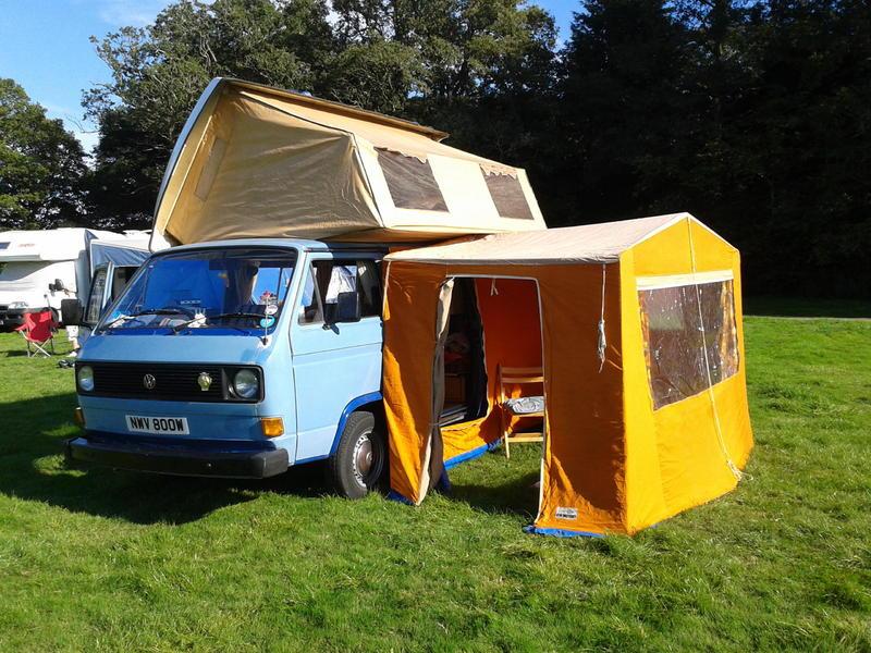 VW T25 Campervan For Sale In Henfield