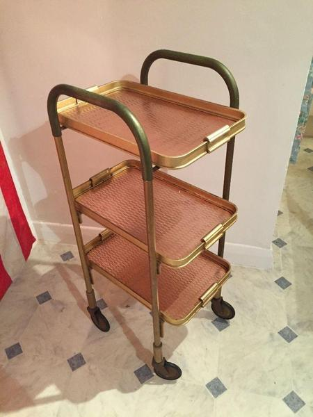 Marvelous Vintage Retro 1960S 1970S Drinks Trolley In Hove Expired Pdpeps Interior Chair Design Pdpepsorg