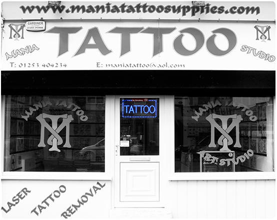 7972dcea2 Tattoo studio in Blackpool offering custom tattoos, tattoo removal, body  piercing, tattoo fixing - Expired in Blackpool | Friday-Ad
