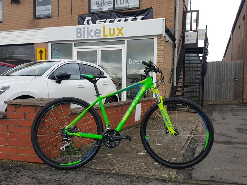 66a6a37a76c Cube Aim SL New 2016 Mountain Bike in Newbury - Expired | Friday-Ad