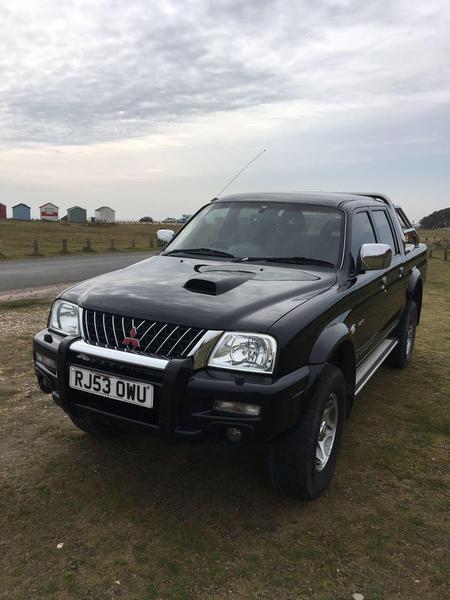 Mitsubishi L200 2003 in Havant - Expired | Friday-Ad
