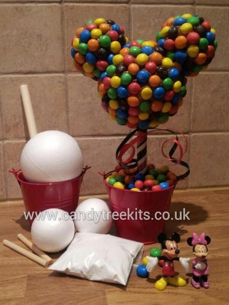 Mickey Mouse Sweet Tree Kits Minnie Clubhouse Birthday Table Decorations In Cheltenham