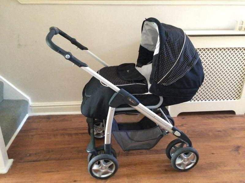 Silver Cross Linear Freeway Pram Pushchair Accessories In