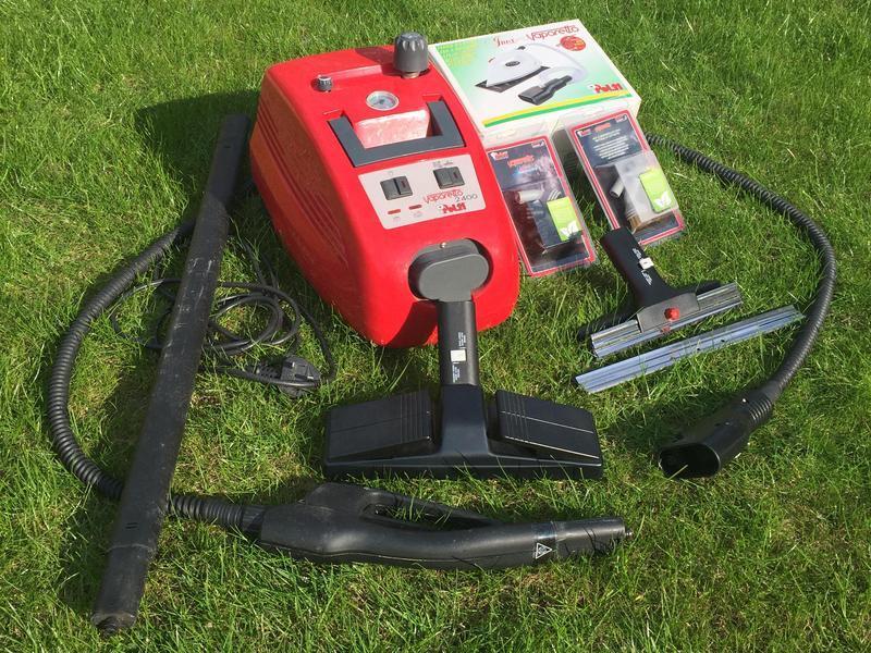 Steam cleaner 39 polti vaporetto 2400 39 in good working for Polti vaporetto 2400