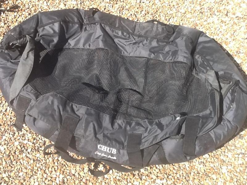 Chub carp cradle unhooking mat in lancing expired for Baby carp for sale