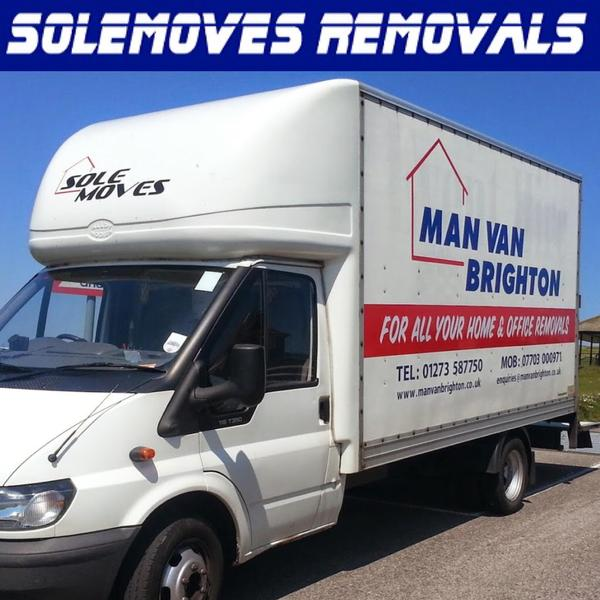 6fb94b6ca0 Sole Moves Removals for removals and man and van services in Brighton -  Brighton