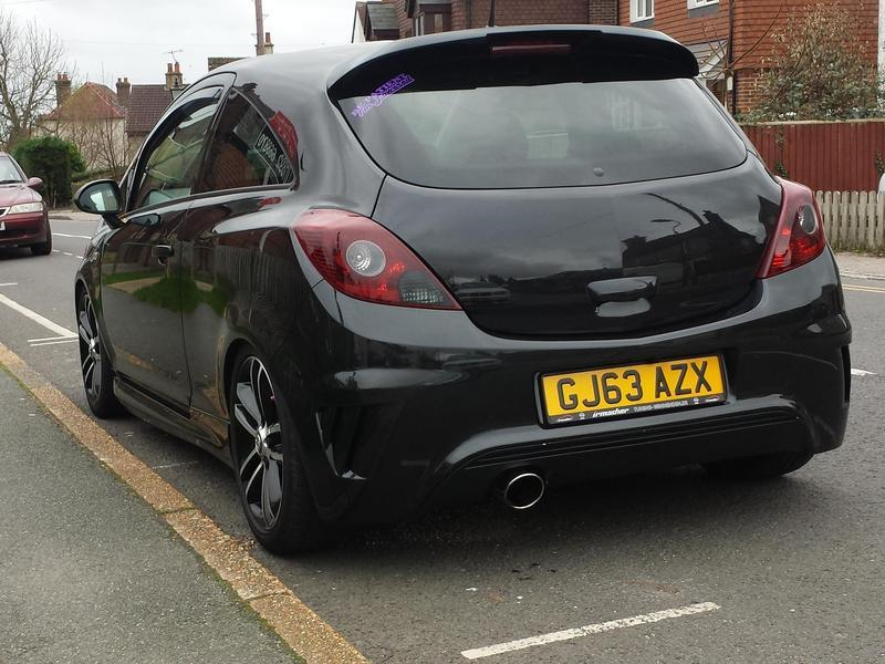 vauxhall corsa d black edition 1 4 turbo 2014 lightly modifed in crowborough expired friday ad. Black Bedroom Furniture Sets. Home Design Ideas